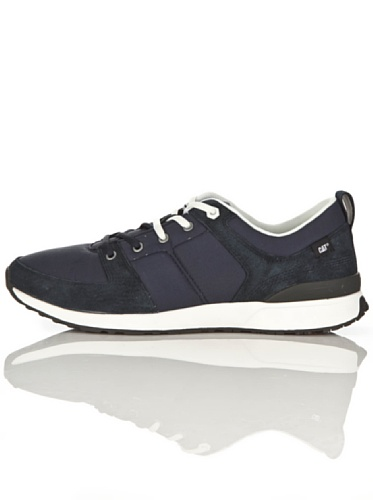 Caterpillar Pacer, Herren Sneaker Low-Tops , Blau - midnight - Größe: 40