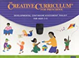 The Creative Curriculum Developmental Continuum Assessment Toolkit for Ages 3-5, Dodge and Trister Dodge, Diane, 1879537486