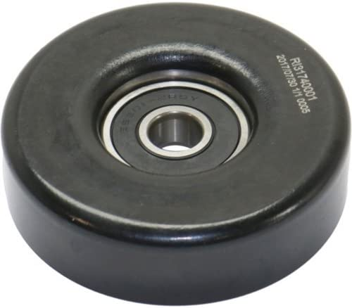 Fx35 03-08 6 Cyl 3.5L Eng. Accessory Belt Idler Pulley compatible with Pathfinder 01-04
