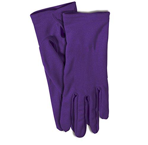 Adult Purple Gloves ()