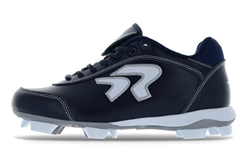 Dynasty Cleats Navy/White 9.5