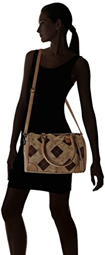 Betty Barclay Bowling Bag - cartella Donna, Mehrfarbig (Original), 20x23x35 cm (L x H D)