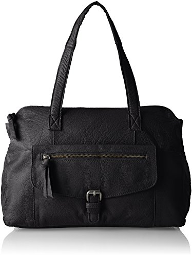 polso da Bag Noos Pcabby Leather Black Nero Borsette PIECES Donna 1PqZfnw