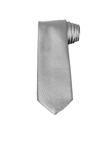 Men's Paragon Straight Tie Style YD503 by After Six - Tangerine Tango (Neckties Tango)