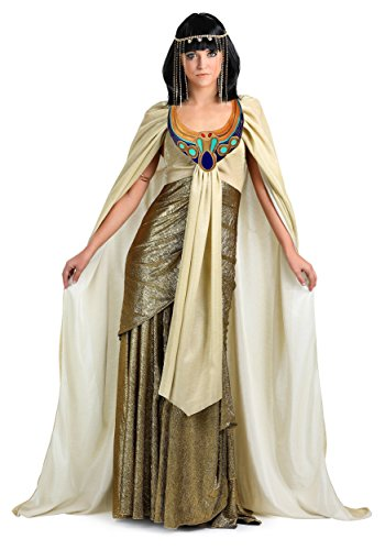 Plus Size Cleopatra (Women's Plus Size Golden Cleopatra Costume)