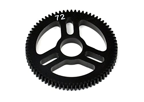 (Exotek RC 1590 Flite Spur Gear 48P 72T Machined Delrin for Exo Spur)