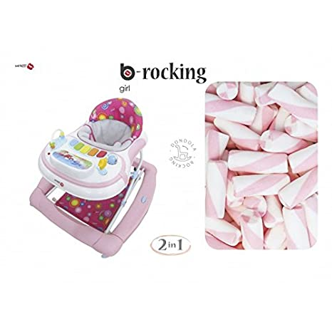 Tacatá baciuzzi b-swing - Girl: Amazon.es: Bebé