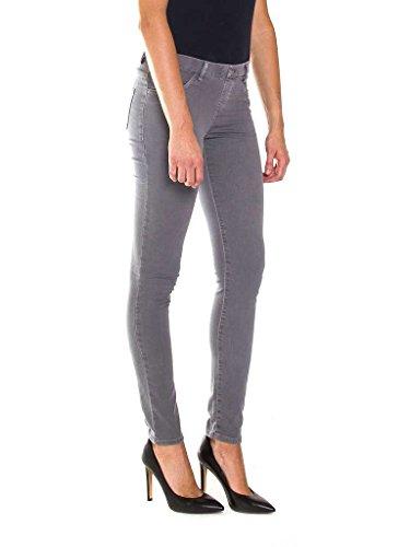 Gris Jeans Para 865 Skinny Carrera Vaqueros Mujer Upq1z1Tw
