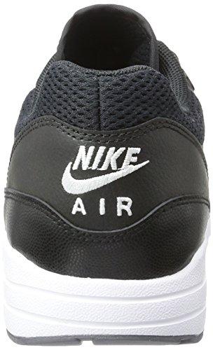 Zapatillas De Running Nike Mujeres Air Max 1 Ultra Essentials Negro / Negro - Blanco