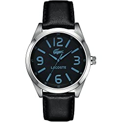 Lacoste Montreal Black Dial Mens Watch 2010615