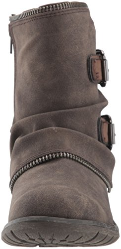 Boot Taupe Women's Not Motorcycle Who's Rated Talkin FAZnzXRq
