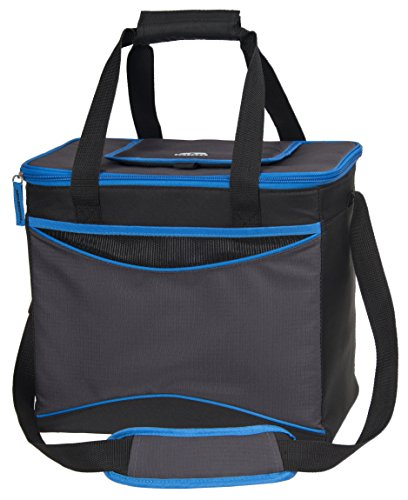 Igloo Collapse & Cool 36 Tech Basic, Black/Blue, 36 -