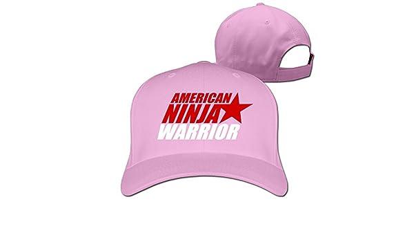 TLK Fashion American Ninja Warrior Logo Unisex-Adult Fishing ...