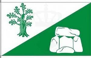 Bandera Bandera hüsby–80x 120cm