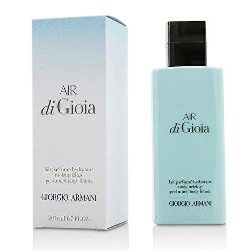 Giorgio Armani Perfumed Body Lotion, Air Di Gioia, 6.7 Ounce Armani Air