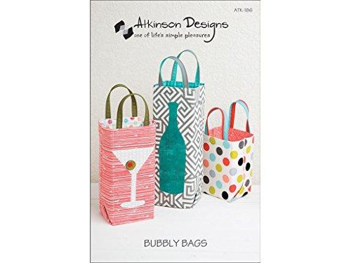 Atkinson Design ATK186 Bubbly Bags Ptrn