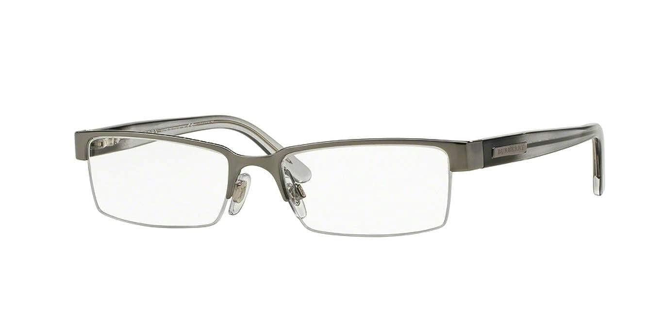 f222e48c63b Amazon.com  Burberry Eyeglasses BE 1156 GREY 1003 BE1156  Burberry  Shoes