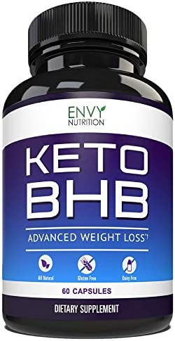 Best Keto Diet Pills Advanced Weight Loss – BHB Salts Support Fat Burning, Ketosis, Improved Energy and Enhanced Focus