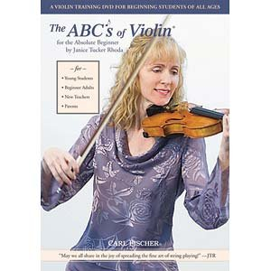 Absolute Beginners Fiddle - The ABCs of Violin for the Absolute Beginner: DVD Vol 1