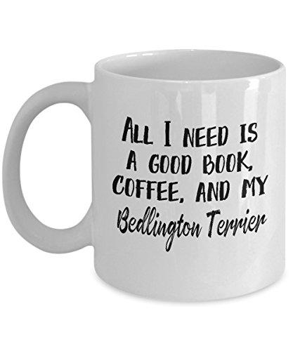 (Bedlington Terrier Mug -