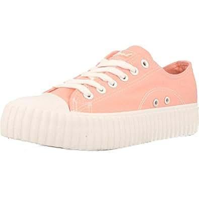 Calzado Deportivo para Mujer, Color Rosa, Marca COOLWAY, Modelo Calzado Deportivo para Mujer COOLWAY Britney Rosa: Amazon.es: Zapatos y complementos