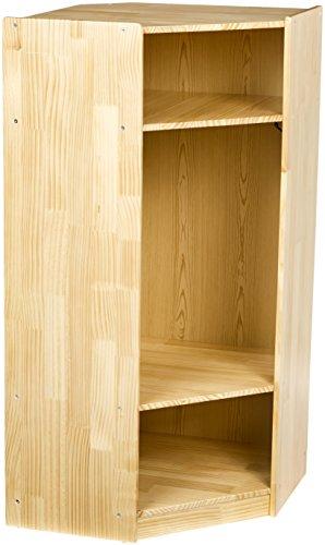 (AmazonBasics Coat Locker, Corner Section)