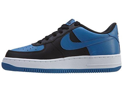 Nike Jungen Black/Star Blue-White Turnschuhe Black (Schwarz / Blau-Weiß-Stern)