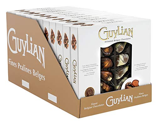 Guylian Belgian Chocolate Seashells (250g) - Pack of 2