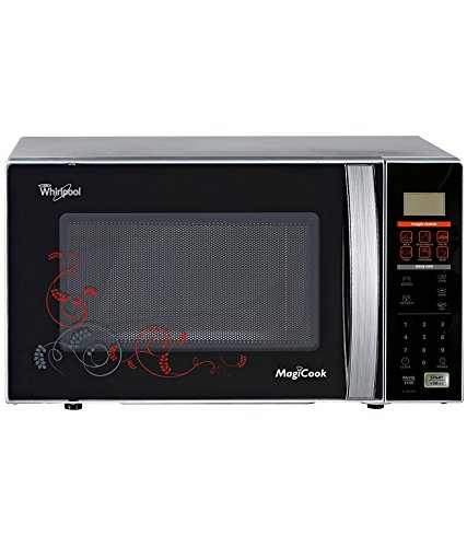 Whirlpool Magicook Classic 20-Litre Solo Microwave (Black)