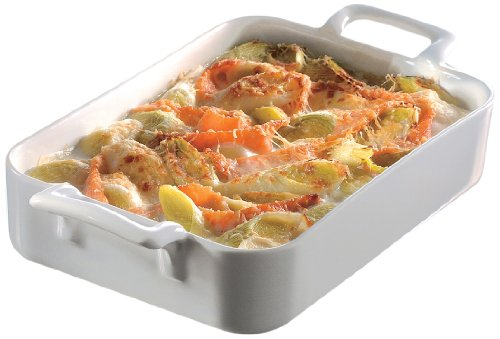 Revol Belle Cuisine Collection 7-1/2-Inch Rectangular Roasting (Revol Belle Cuisine)
