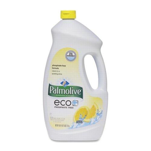 Palmolive 42706Ea Dishwasher Detergent Gel  Eco  75 Oz  Lemon Splash Sct
