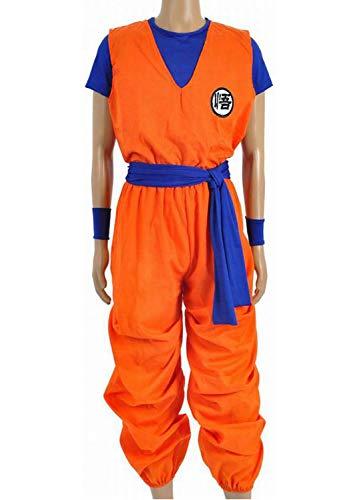 Dragon Ball Costume,Adult Goku Costume,Son Goku Unisex Costume
