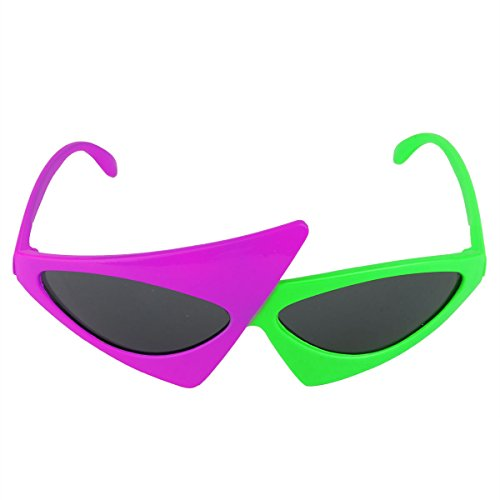 Freebily Fashion Novelty Selfie Fancy Dress Glasses Funny