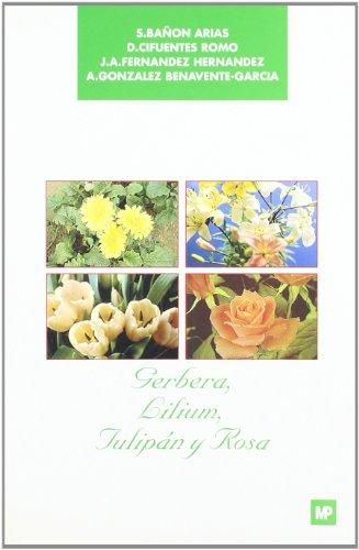 Descargar Libro Gerbera , Lilium, Tulipán Y Rosa Sebastian BaÑon Arias