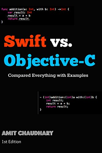 Swift vs. Objective-C: Compared Everything of Both Programming Languages (English Edition)