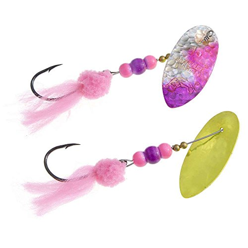 Panther Martin Hula runner Lure, Hammered Purple Pink, 1/2 oz