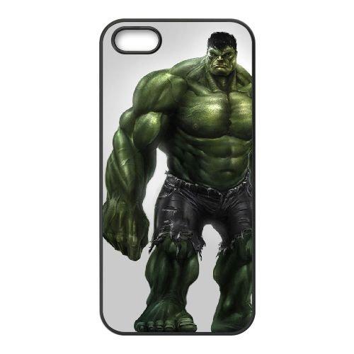 Hulk 003 coque iPhone 4 4S cellulaire cas coque de téléphone cas téléphone cellulaire noir couvercle EEEXLKNBC25847