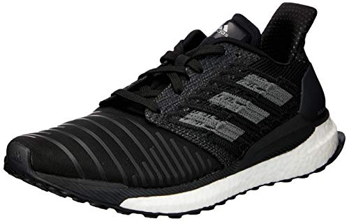 adidas Solar Boost Women's Running Shoes - SS19-8.5 - Black