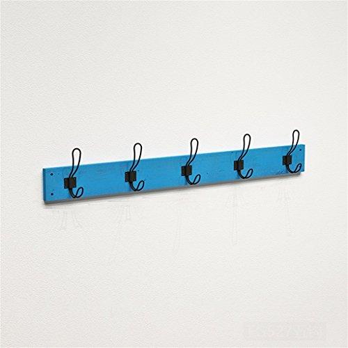 ZZBBZZ-YJ Dike UK Ganchos para Abrigos Ropa de Pared Colgando Perchas Perchas de Estantería Ropa Display Stand para guardarropa Tienda de Ropa de Madera ...