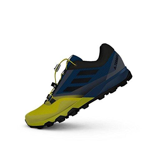 adidas Herren Terrex Trailmaker Wanderschuhe, Blau (Blu Azubas/Negbas/Limuni), 46 EU