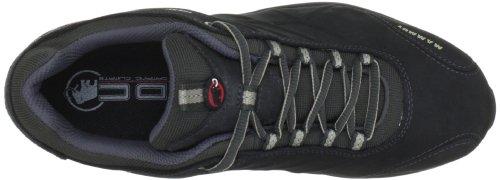 Mammut Tatlow GTX 3030-02030 - Zapatillas de Nordic Walking de cuero para hombre Gris (Graphite-Taupe)