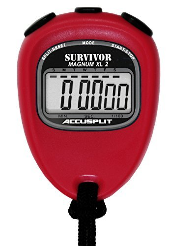 ACCUSPLIT New Survivor SX 2 Series Stopwatch