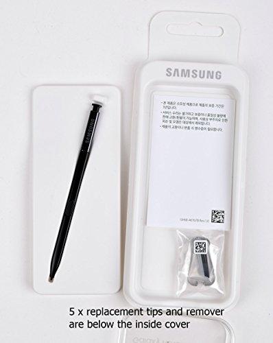 Samsung Korea Galaxy Note8 Original Replacement S-Pen, Black EJ-PN950BBEGKR by Samsung (Image #2)