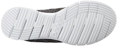 Skechers Sport Vrouwen Glider Elektriciteit Sneaker Zwart / Wit