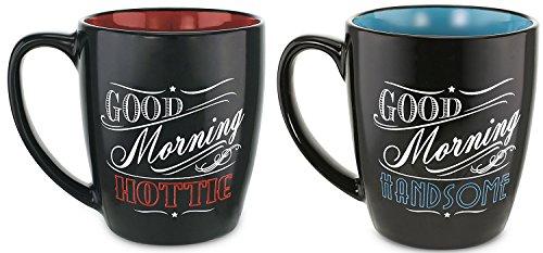 KOVOT Ceramic Morning Hottie Handsome