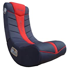 Fuel your gaming experience with the X Rocker Extreme III Wired 2.0 Sound Video Gaming Floor Chair. Fully immerse yourself into games, movies and music with Ace Bayou's high tech audio system. Whether you are listening to music, watching a mo...