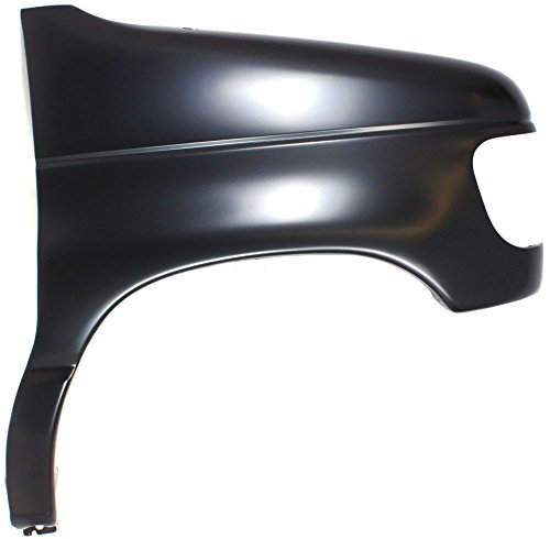 Econoline Club Wagon Fender - OE Replacement Ford Econoline Front Passenger Side Fender Assembly (Partslink Number FO1241199)