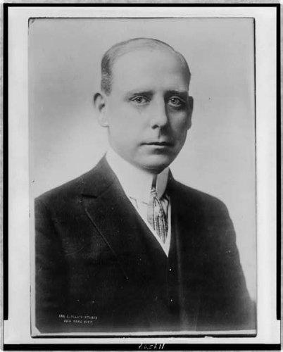 HistoricalFindings Photo: Frank Hague,1876-1956,American Democratic Party politician,mayor,Jersey City,NJ -
