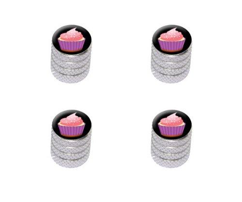 Cupcake Tire Wheel Aluminum Valve