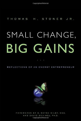 Small Change  Big Gains  Reflections Of An Energy Entrepreneur